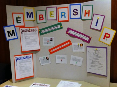 creative poster board projects